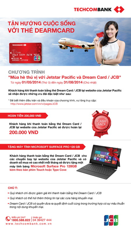 co-hoi-nhan-may-tinh-microsoft-surface-pro-128-gb-voi-the-dreamcard-jcb-va-jetstar-pacific