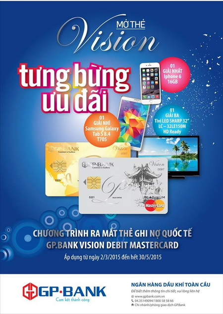 the-ghi-no-quoc-te-gp-bank-vision-debit-master-card-chinh-thuc-phat-hanh-tren-thi-truong-the