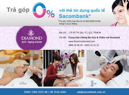 Sacombank-khuyen-mai-tra-gop-0-tai-diamond-anti-aging-center