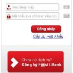 Techcombank - Ra mắt tính năng cấp lại mật khẩu trực tuyến cho dịch vụ Ngân hàng điện tử