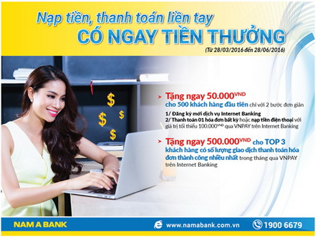 Nam-A-Bank-nap-tien-thanh-toan-lien-tay-co-ngay-tien-thuong