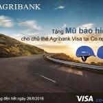 Agribank tưng bừng khuyến mại thẻ