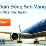 Tặng đến 15.000 dặm Bông Sen Vàng khi mở thẻ Citi PremierMiles Visa trực tuyến