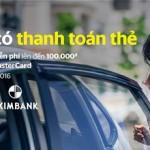 Đi Grab thanh toán bằng thẻ MasterCard nhận ngay ưu đãi với Eximbank