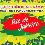 Chủ thẻ Techcombank giành vé tham gia Olympic 2016