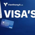 Ưu đãi 10% dành cho chủ thẻ Eximbank-Visa tại hệ thống Viễn Thông A