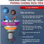 VietinBank chính thức triển khai hệ thống Phòng, chống rửa tiền