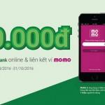 Tặng ngay 100.000đ khi đăng ký VPBank Online và liên kết ví MoMo
