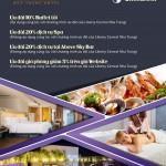 Tận hưởng ưu đãi cùng chủ thẻ Eximbank tại Liberty Central Nha Trang