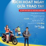 Kích hoạt ngay - Quà trao tay cùng VietinBank