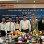 LienVietPostBank và UNCDF ký kết thỏa thuận tài trợ phát triển Ví Việt cho phụ nữ