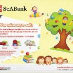 SeABank tặng quà vui năm học mới