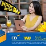 CB cùng Western Union Trao gửi yêu thương 2016