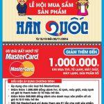 Giảm thêm đến 1.000.000 đồng khi mua hàng tại Nguyễn Kim dành riêng cho thẻ Eximbank-MasterCard