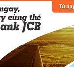 Phát hành ngay, thỏa sức bay với thẻ Jetstar-Eximbank JCB