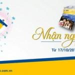 Mở thẻ liền tay - Nhận ngay quà tặng cùng GPBank