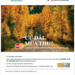 Ưu đãi mùa thu tại Vietravel dành cho chủ thẻ OCB MasterCard