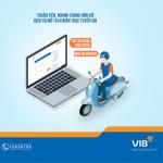 Mở tài khoản thanh toán VIB chỉ trong vòng 3 phút với MyVIB