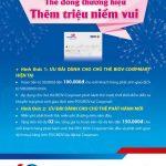 Thẻ đồng thương hiệu - Thêm triệu niềm vui cùng BIDV