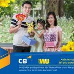 CB cùng Western Union đón Xuân trao gửi, Tết yêu thương 2017