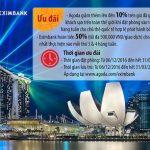 Ưu đãi hoàn tiền lên đến 60% dành cho chủ thẻ quốc tế Eximbank khi đặt phòng tại Agoda