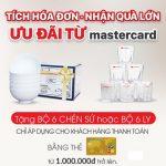 Ưu đãi tại Lotte Mart dành riêng cho chủ thẻ Eximbank-MasterCard