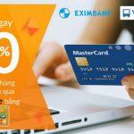 Ưu đãi tại App VeXeRe dành riêng cho chủ thẻ Eximbank-MasterCard
