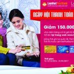 Ngày hội thanh toán online cùng thẻ LienVietPostBank MasterCard và Lazada