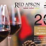 MB Private ưu đãi dành cho khách hàng VIP khi mua sản phẩm Red Apron Fine Wines & Spirits