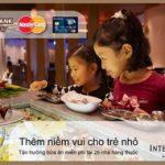 Ưu đãi thẻ Sacombank MasterCard tại hệ thống nhà hàng của Intercontinental