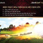 SeABank ra mắt thẻ SeAGolfPlatinum dành riêng cho golf thủ