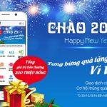 Ví Việt với chương trình Chào 2017