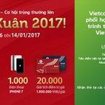 Vietcombank tặng khách hàng thẻ VinID - Vingroup card