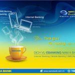 Dịch vụ eBanking của Nam A Bank mang đến cuộc sống dễ dàng hơn