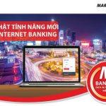 Maritime Bank cập nhật nhiều tính năng mới trên Internet Banking gia tăng an toàn cho chủ thẻ