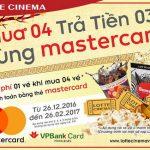 Hoàn tiền 10% và miễn phí phát hành thẻ VPBank Debit Mastercard