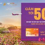 Giảm thêm 50% cho chủ thẻ MB Bankplus Mastercard tại Cambodia Angkor Air
