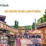 DongA Bank triển khai gói tín dụng ưu đãi 3.000 tỷ đồng
