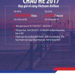 Chào hè 2017 - Bay giá rẻ cùng Vietnam Airlines và BIDV
