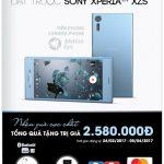 Giảm 1 triệu đồng cho chủ thẻ OCB MasterCard đặt trước Sony XperiaTM XZs