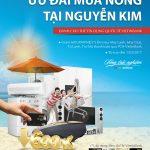 Giảm ngay 600.000 đồng cho chủ thẻ VietinBank khi mua sắm tại Nguyễn Kim