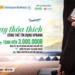 Bay thỏa thích cùng thẻ tín dụng VPBank