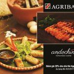 Agribank JCB - Ưu đãi lớn, mừng lễ lớn