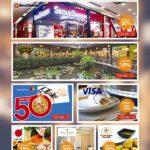 Chương trình ưu đãi chi tiêu đặc biệt Lễ hội ẩm thực cho kỳ nghỉ hoàn hảo với thẻ BIDV