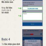 Nạp tiền Vietlott qua Ví Việt, nhận thưởng ngay 1% giá trị giao dịch