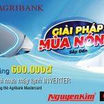 Bùng nổ ưu đãi tháng 4 với thẻ Agribank