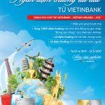 Ngàn dặm thưởng cùng thẻ VietinBank