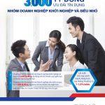 3000 tỷ đồng ưu đãi tín dụng BIDV dành cho Doanh nghiệp Khởi nghiệp và Doanh nghiệp Siêu nhỏ