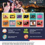 Chương trình khuyến mại ra mắt thẻ BIDV Young Plus - bộ thẻ quốc tế đầu tiên dành cho giới trẻ tại Việt Nam