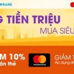 Tặng tiền triệu khi mua siêu phẩm tại hệ thống Viễn Thông A bằng thẻ quốc tế Eximbank - MasterCard